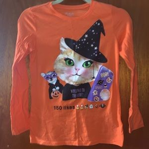 Children's place Halloween shirt